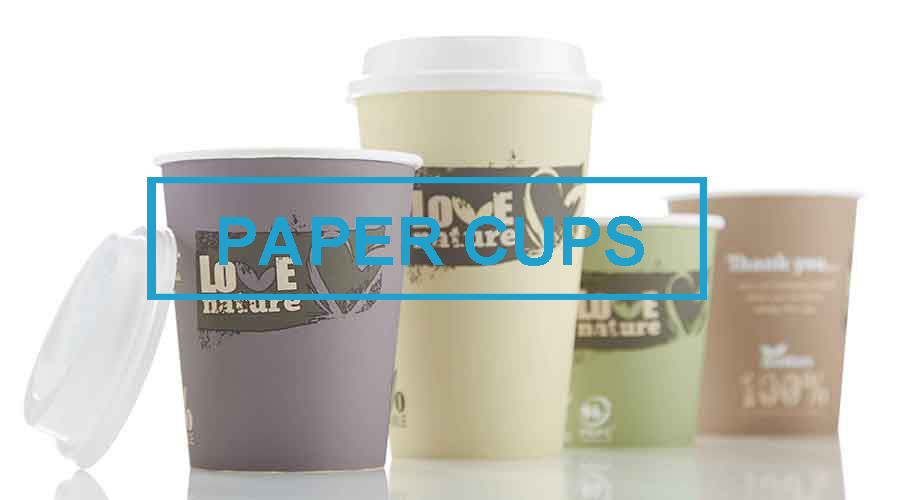 paper cups manufacturers