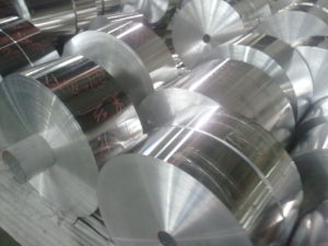 Aluminum Foil Jumbo Roll manufacturer in China